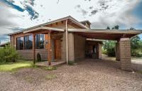 Casa Del Sol-Entrance & Carport